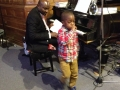 Pianist and son